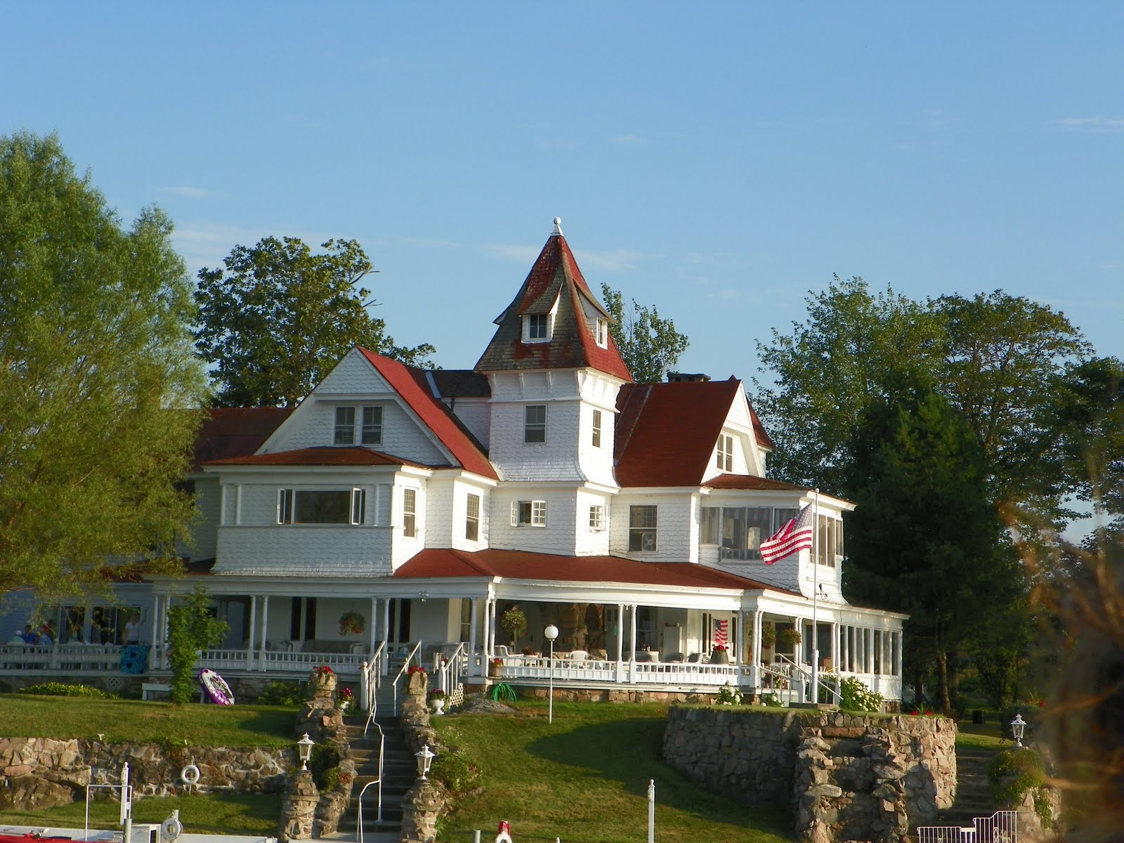 Cottage Rentals Thousand Islands Ny